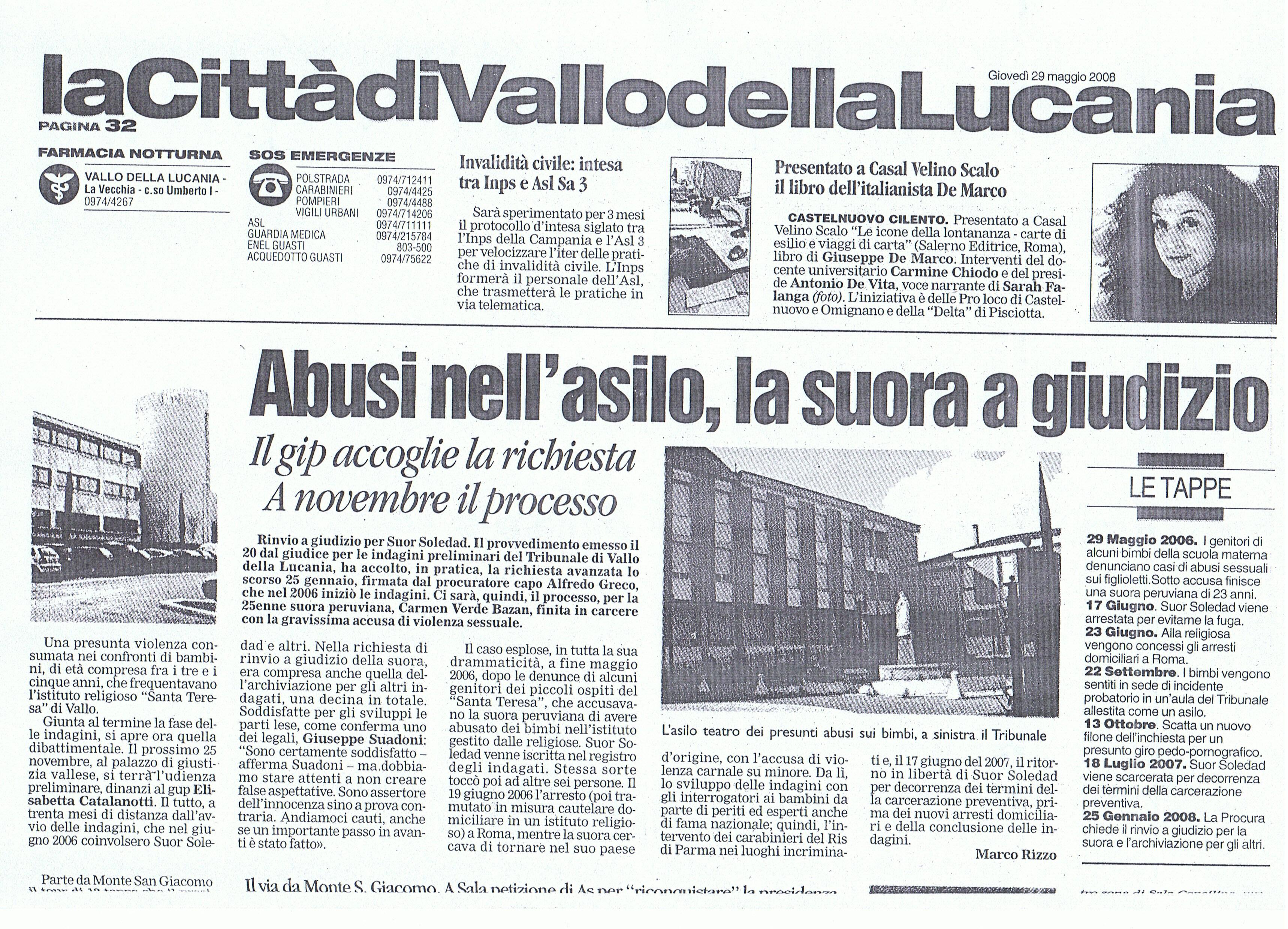 Maggio 2008 wildgreta il blog - Agenzie immobiliari vallo della lucania ...